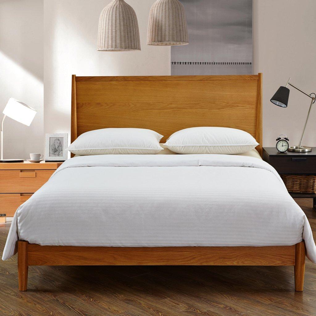 MOON'S SLEEPWARES King Size 100% Pure Long Grade Mulberry Silk Comforter Silk Filled Comforter Silk Quilt Silk Duvet (Summer) (86 X 102 Inches / 220 X 260 cm) SFDWH220x260-1
