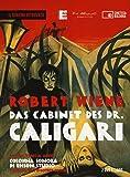 Il gabinetto del dottor Caligari DVD Con libro