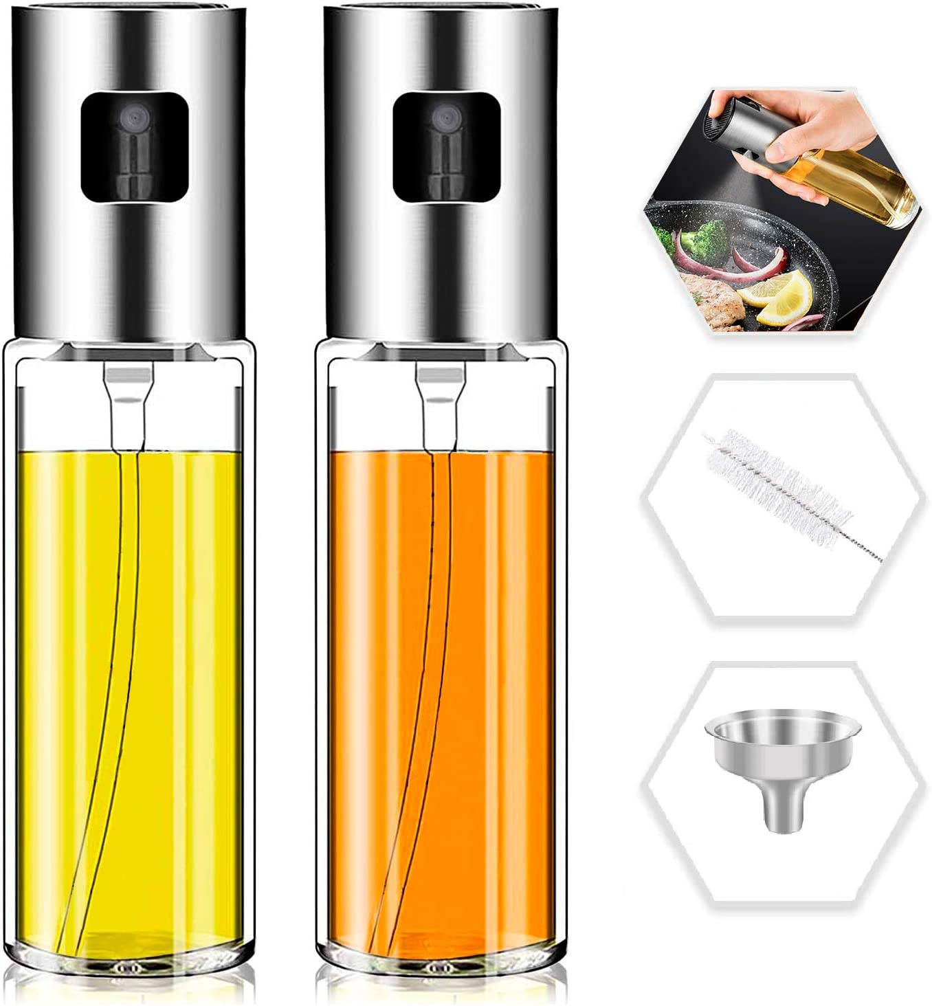 Details about  /Chicken Turkey Baster Cooking Oil Dropper BBQ Food Flavour With Oil brush to nz