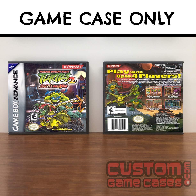 Amazon.com: Gameboy Advance Teenage Mutant Ninja Turtles 2 ...