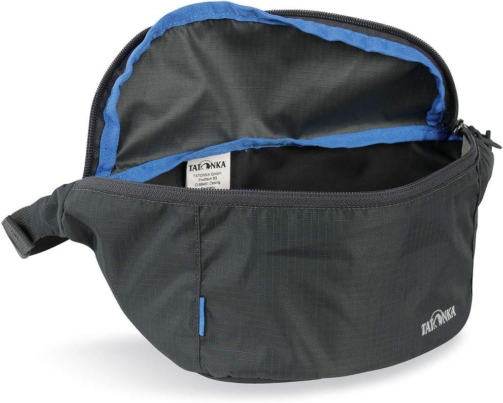 Leichte H/üfttasche mit gro/ßem Rei/ßverschlussfach Tatonka Bauchtasche Ilium S 31 x 13 x 9 cm Damen und Herren