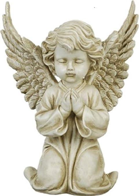 Mui Eden Engel Garten Dekofigur Engelsfigur Cherubim Statue Engels