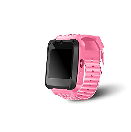 Kids Smart Watch Phone - [Speedtalk SIM Included] Kids Smartwatch for 3-12 Year Boys Girls Touch Screen Camera Game Alarm Clock Outdoor Digital Wrist ...