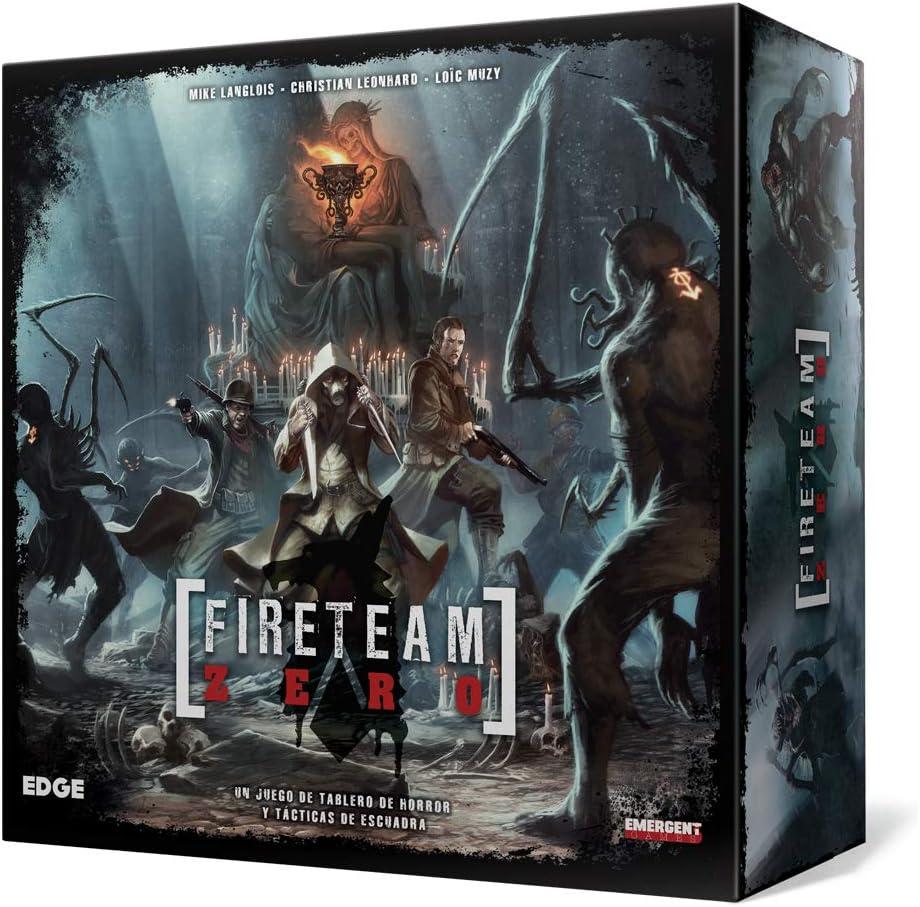 Edge Entertainment Fireteam Zero - Juego de Mesa EDGEG01: Amazon ...