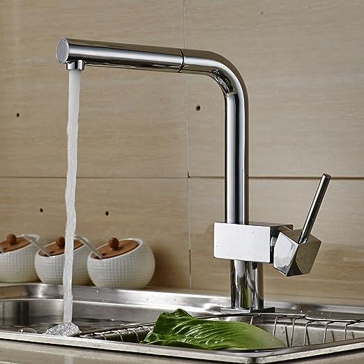 29 opinioni per Auralum® 360 ° girevole vanno rubinetto della cucina monocomando rubinetto del