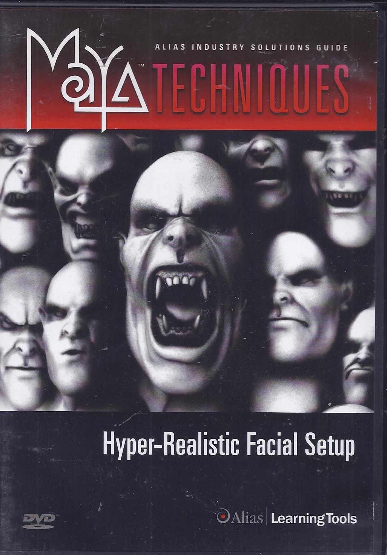 Hyper realistic facial setup