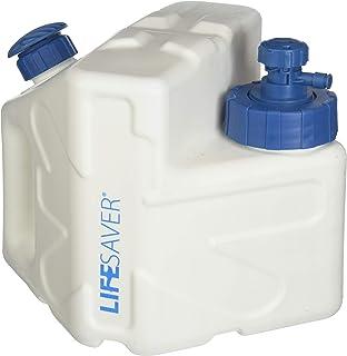 blau 1000 /μf Lifesaver Unisex Jerry Can Aktivkohle Life tragbarer Wasserfilter