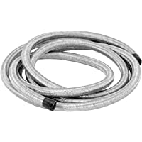 HPS HTSVH95-CLEARx10 Clear 10 Length High Temperature Silicone Vacuum Tubing Hose 40 psi Maxium Pressure, 3//8 ID 3//8 ID HPS Silicone Hoses