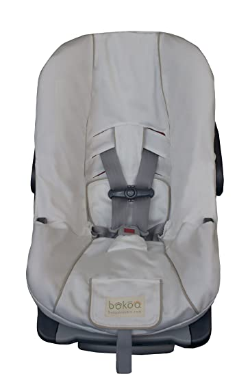 Bokoo Cover For Chicco KeyFit 30 Car Seat Cream