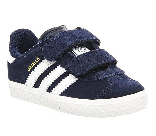adidas, Scarpe da Corsa Bambini Blu/Bianco 19