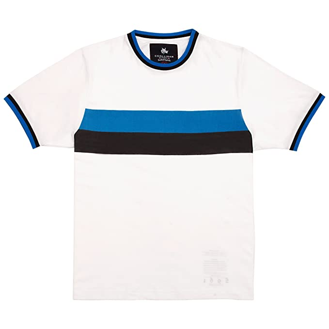 Coolligan - Camiseta de Fútbol Retro 1965 Luis Suárez - Color - Blanco - Talla -