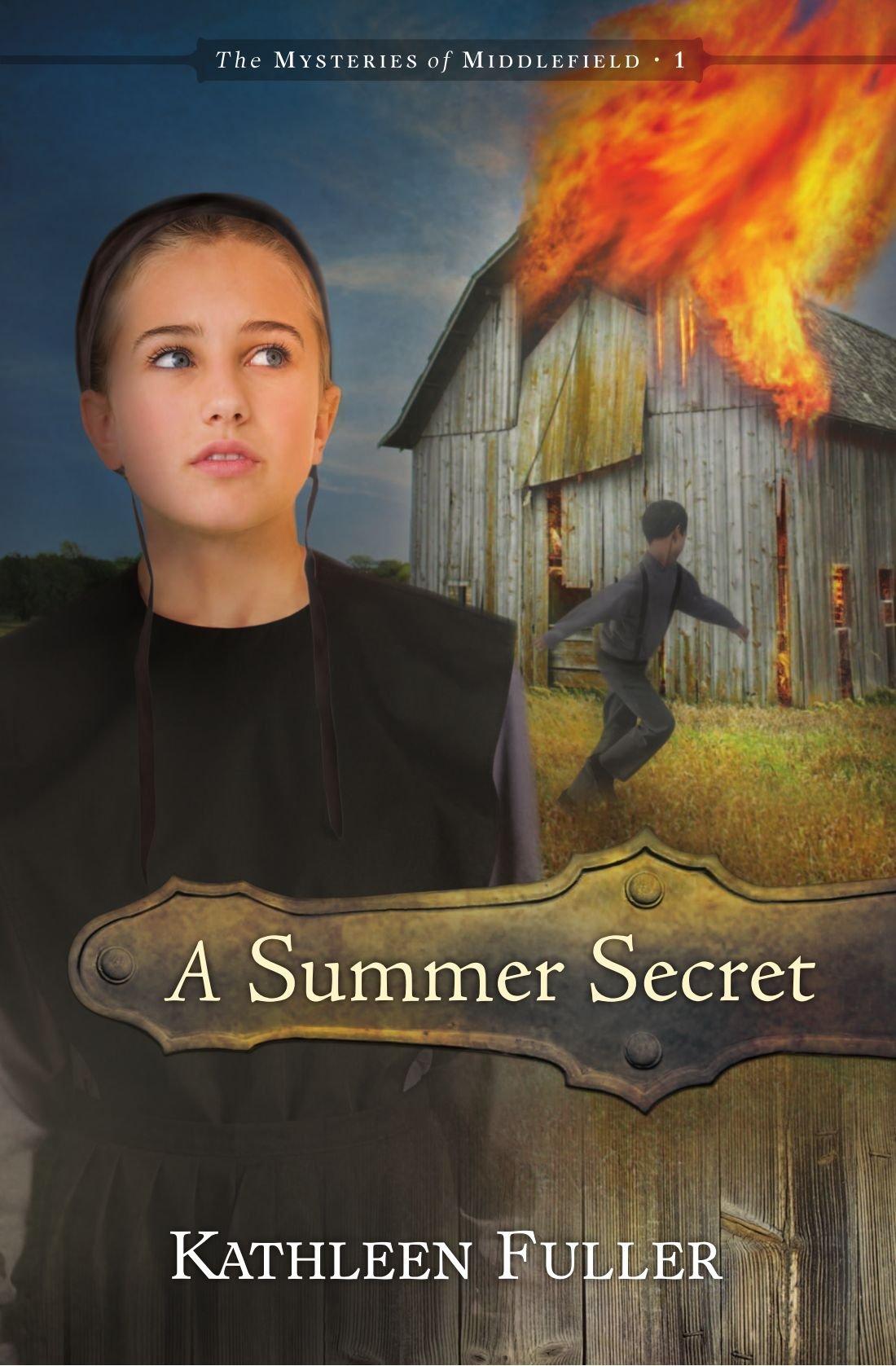 A Summer Secret (The Mysteries of Middlefield Series) ebook