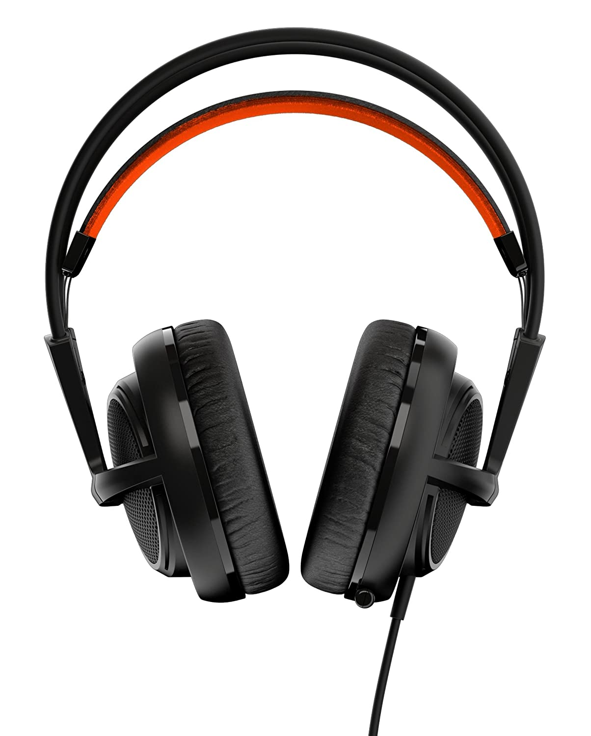 Steel Series Siberia 200 Gaming Headset - Black [Importación Inglesa]
