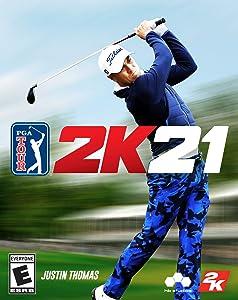 PGA Tour 2K21 Standard - PC [Online Game Code]