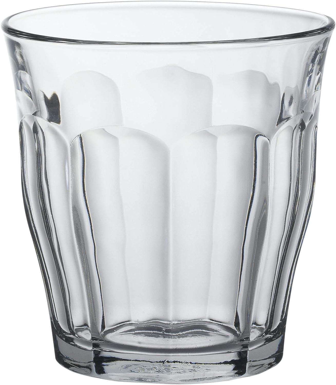 Vidrio Duralex DXT01213 Set de 4 Vasos Picardie Trasparente