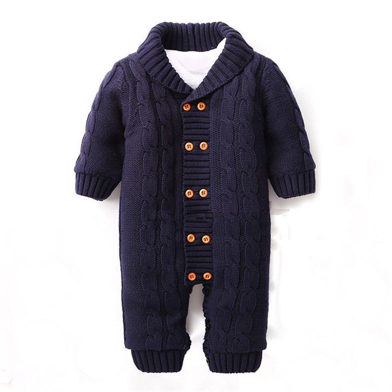 quality design 04971 f7eb3 Merciy Maglione bambino tutine neonato Maglioni Cardigan ...