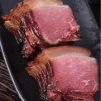 秦巴妹 四川特产老腌腊肉 农家烟熏味土猪后腿肉450g
