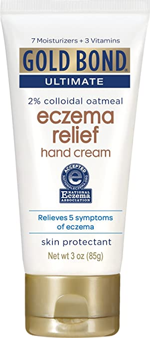Gold Bond Eczema Relief Hand Cream