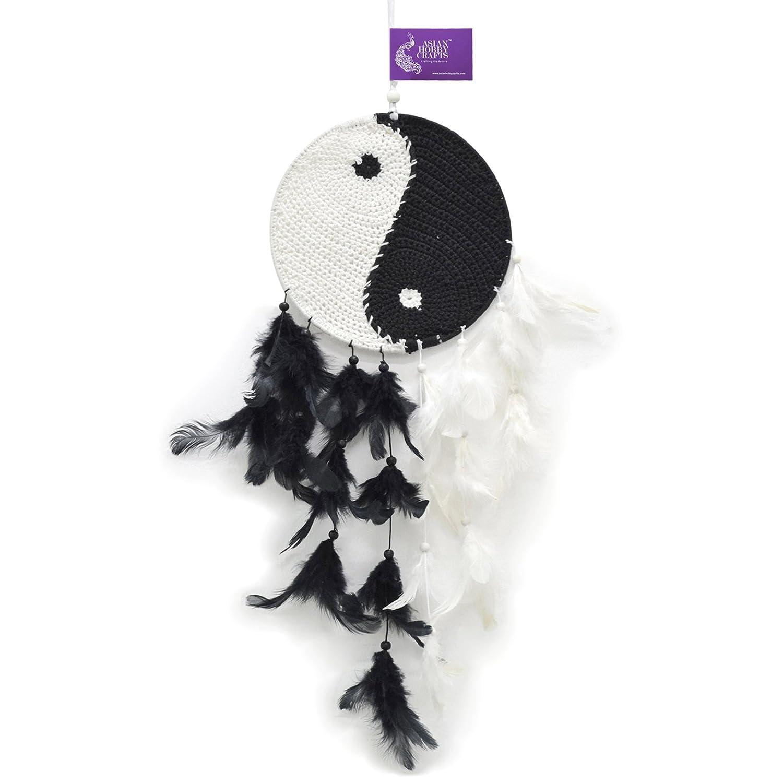 Asianhobbycrafts Wall Hanging Crochet Dream Catcher Pattern Yin