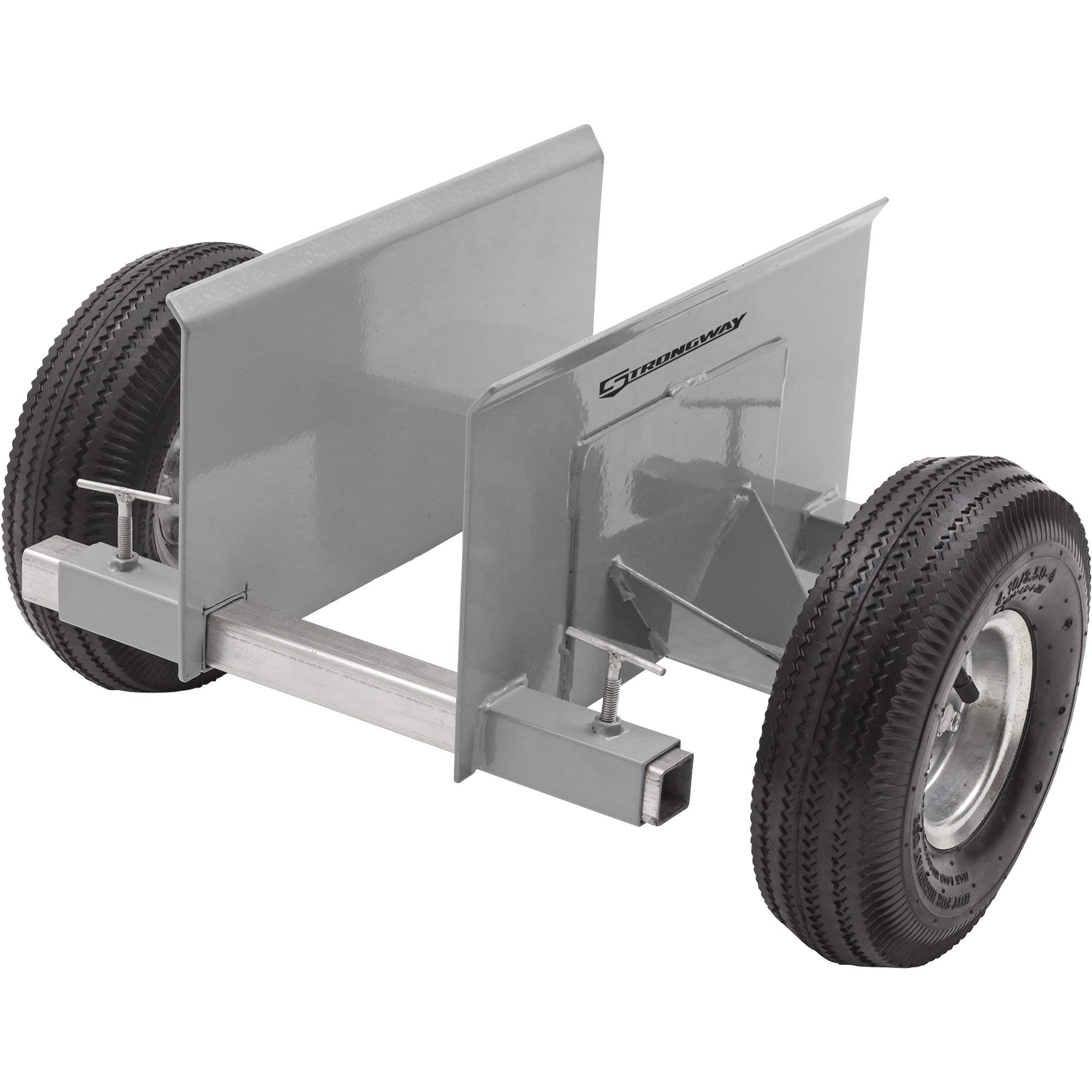 Strongway Panel Dolly with 10in. Pneumatic Wheels - 600-Lb. Capacity