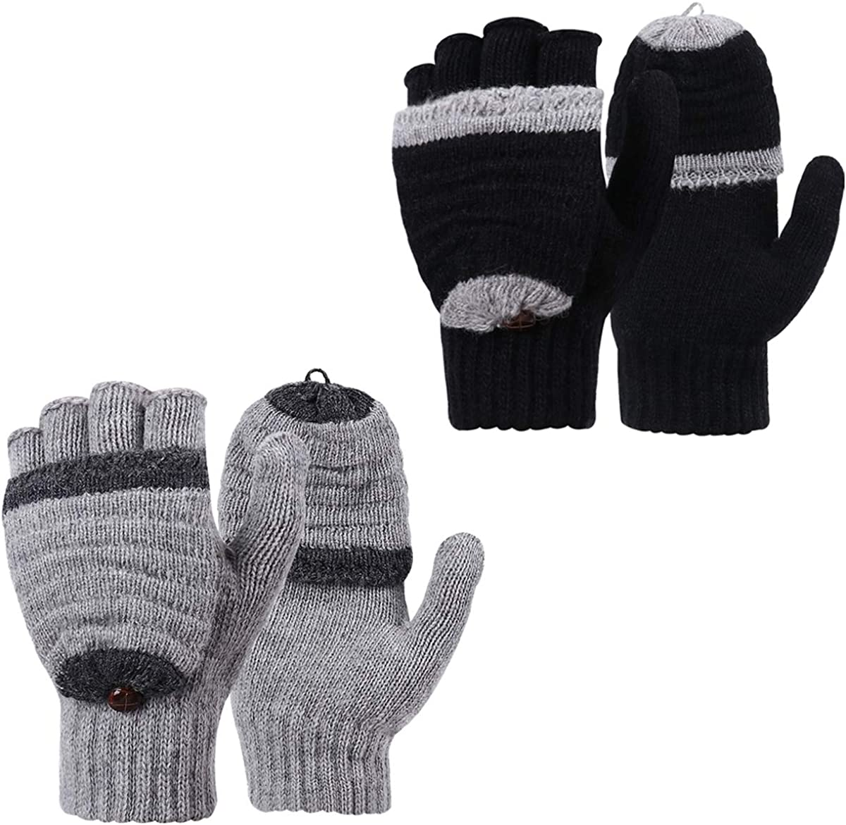 Women Winter Gloves -...