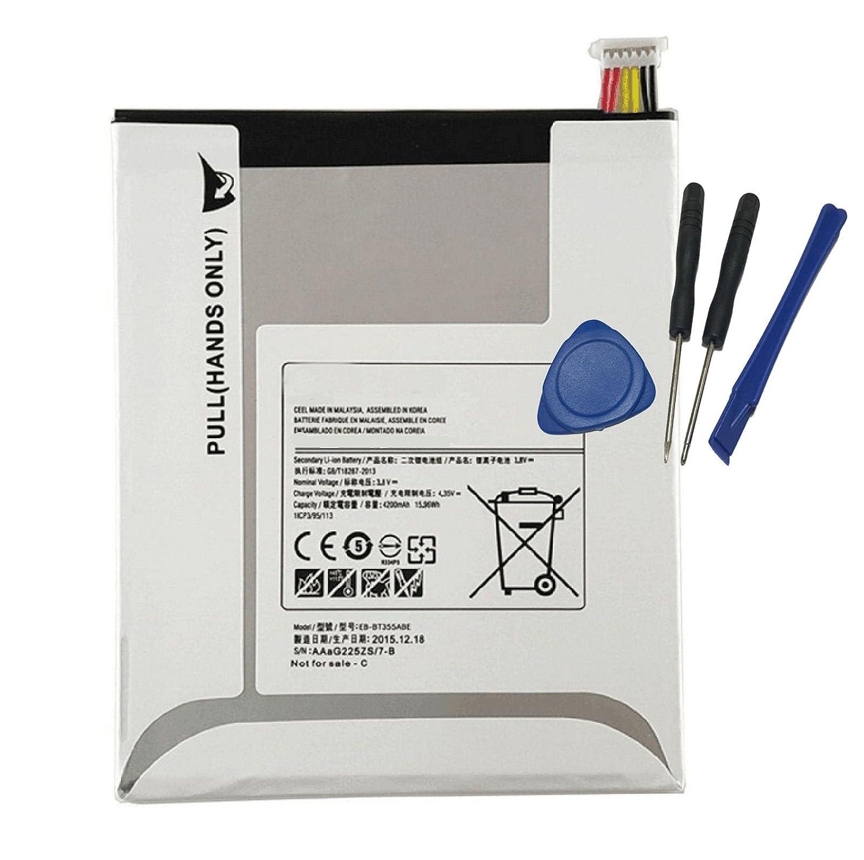 Bateria Para Samsung Galaxy Tab A 8 Sm-t350 Sm-t355 Sm-t355c Tab5 P350 Eb-bt355aba 3.8v 4200mah
