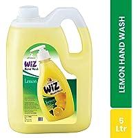 Wiz pH-Balanced Hand Care Lemon Liquid Handwash Refill Can - 5 Ltr