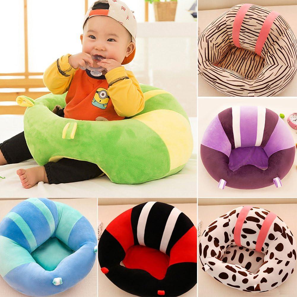 Asiento de apoyo para beb/é Sof/á #2 Sof/á de beb/é Hinmay Cartoon Moda Tubos Sill/ón Sof/á Asiento Taburete para aprender a sentarse