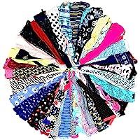 DIRCHO Women Underwear Variety of Panties Pack Lacy Thongs G-strings Cotton Briefs Hipsters Bikinis Undies