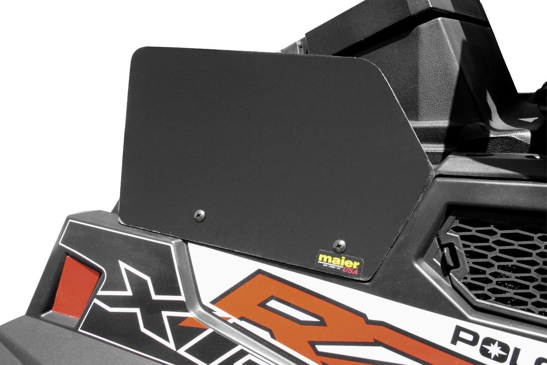 Transparent Hose /& Stainless Banjos Pro Braking PBR0090-CLR-SIL Rear Braided Brake Line