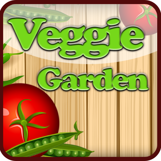 Happy Planet Games Veggie Garden product image