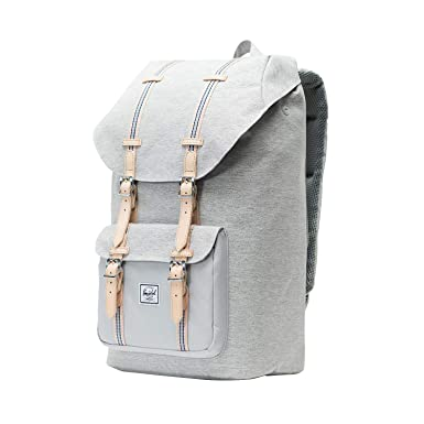 Herschel Little America Light Grey, Mochila: Amazon.es: Ropa y accesorios