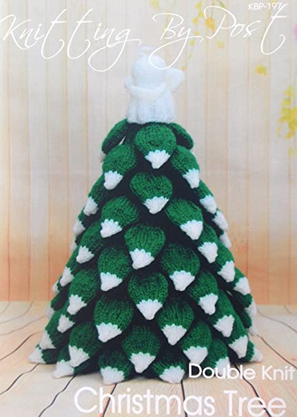 Knitting Pattern Christmas Tree From Knitting By Post Amazon
