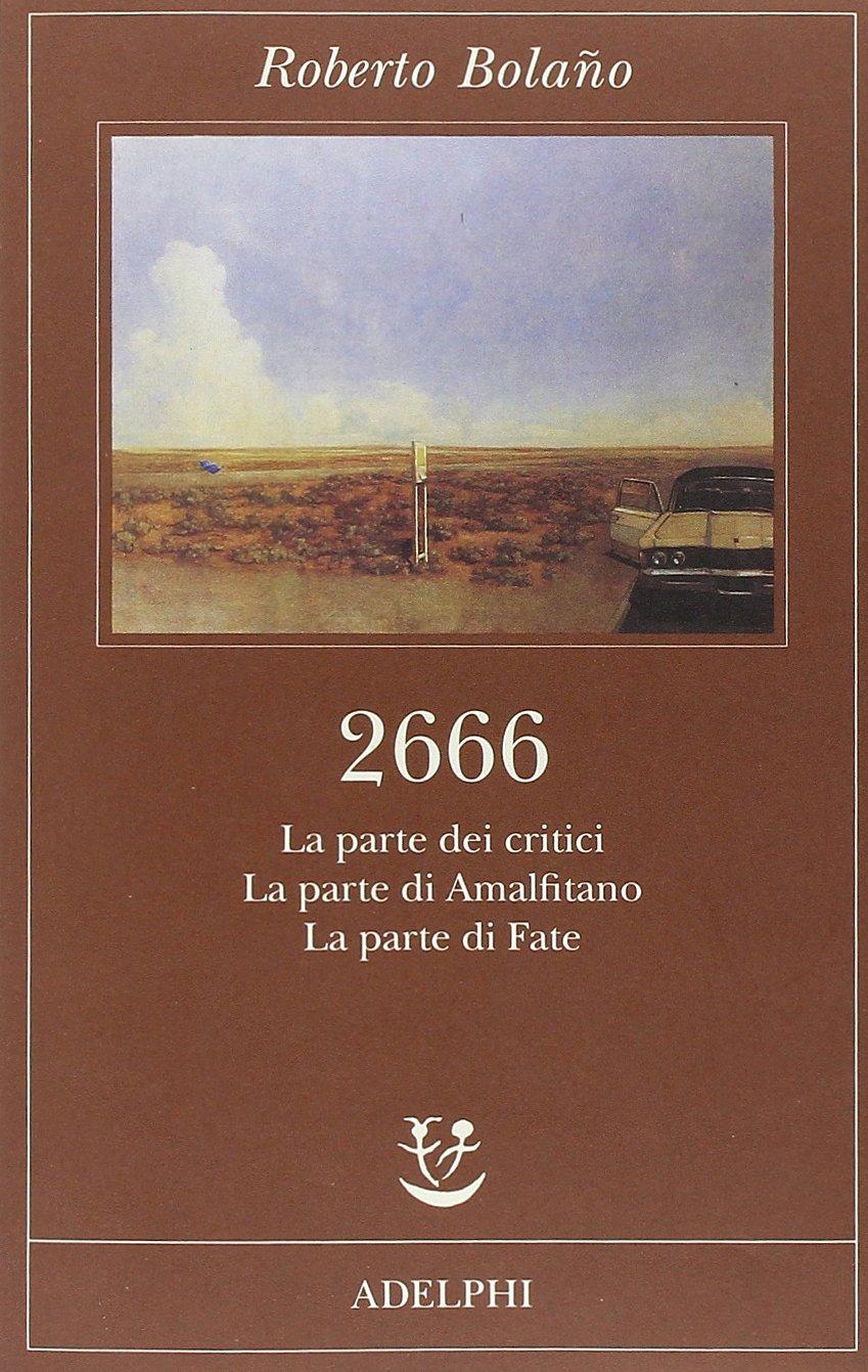 2666 (Gli Adelphi) (Italian Edition)