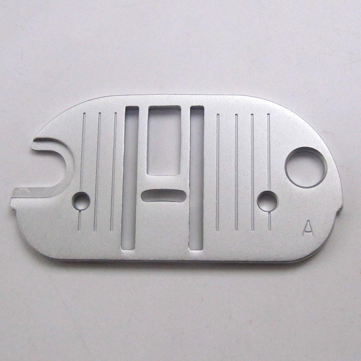 KUNPENG - Needle Plate for SINGER zig zag 4500 4600 6200 7000 9000 9100 9400 series #312777 2PCS