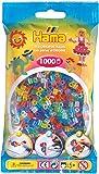 Hama Beads - Glitter Mix (1000 Midi Beads)