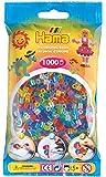 Hama - 207-54 - Loisirs Créatifs  - Perles et Bijoux  - Sachet 1000 Perles - Paillettes