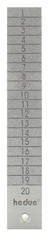 Hedue S600 Jauge d/épaisseur R/ésolution1/mm