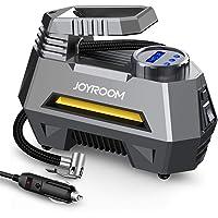 joyroom Portable Air Compressor Tire Inflator CZK-3631, Car Tire Pump with Digital Pressure… photo