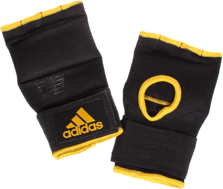 adidas ボクシング用スーパーインナーグローブ ジェルナックルハンドパッド