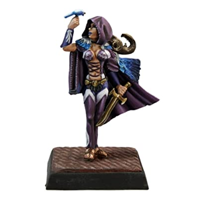 Reaper Miniatures 60141 Pathfinder Series Lady Moray, Bard Miniature: Toys & Games