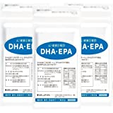 健康応援団 お徳用DHA(3か月)3袋270粒(植物性ソフトカプセル)