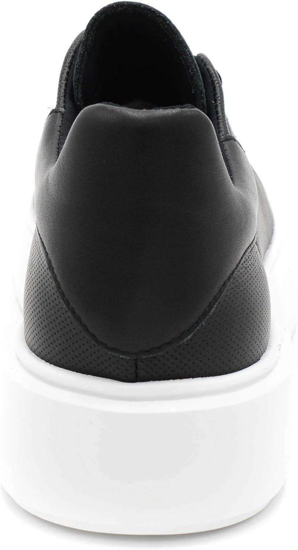 Vrouwen Sneakers Dames Sneakers zwart.