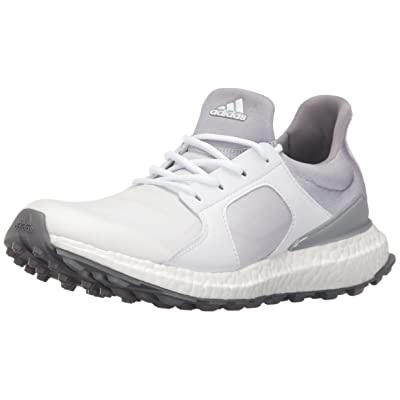 adidas Women's W Climacross Boost Ftwwht Golf Shoe | Golf
