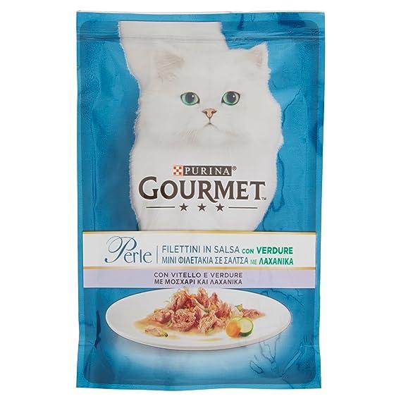 Gourmet – Perlas, filettini de Salsa con Verduras ...