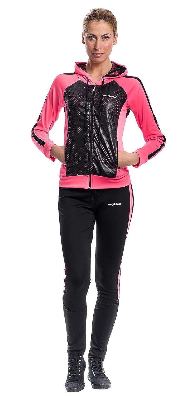 Mobina Chándal de Fitness Jogging Yoga para Mujer L: Amazon.es ...