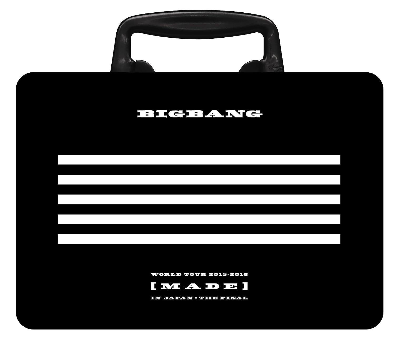 BIGBANG WORLD TOUR 2015~2016 [MADE] IN JAPAN : THE FINAL(DVD(3枚組)+LIVE CD(2枚組)+PHOTO BOOK+スマプラムービー&ミュージック)(初回生産限定盤) B01E8DT4R4