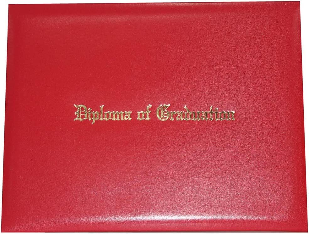 GradPlaza Graduation Pinhole Texture and PU Diploma Cover Honor Certificate Cover 8 1//2 x11