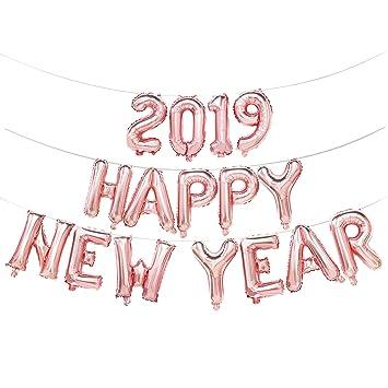 Happy New Year Balloons 14