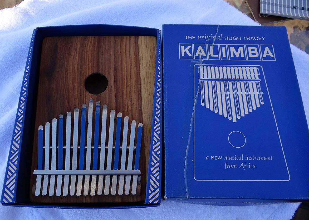 Hugh Tracey Alto Kalimba 15-key Alto Kalimba by Hugh Tracey
